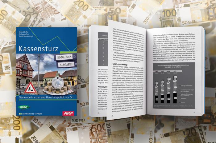 Helmut Delle, Wolfgang Pohl, Gerald Munier (Hg.):KassensturzGemeindefinanzen und Haushaltspolitik vor Ort