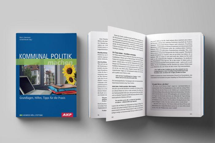 Rita A. Herrmann, Gerald Munier (Hg.):Kommunal Politik machenGrundlagen, Hilfen, Tipps für die Praxis