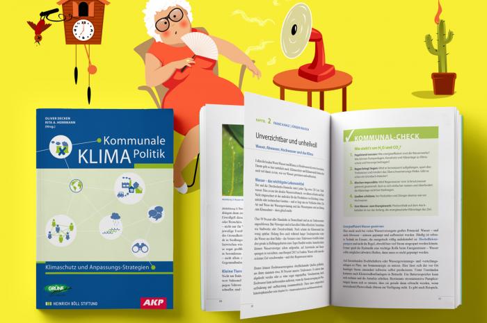 Oliver Decken, Rita A. Herrmann (Hg.):Kommunale KLIMA PolitikKlimaschutz und Anpassungs-Strategien
