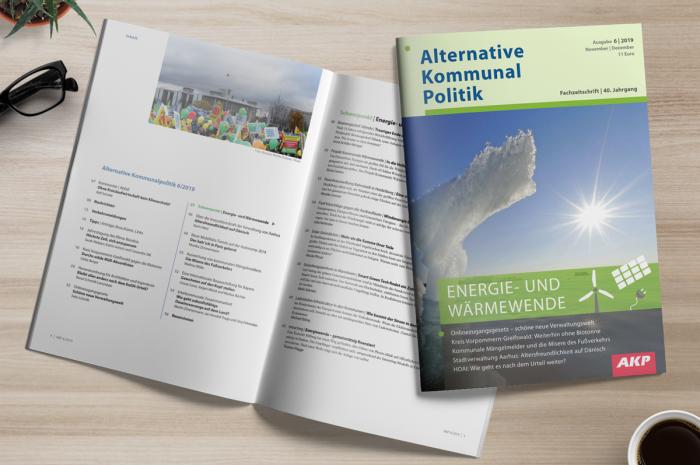 AKP 6/2019: Energie- und Wärmewende