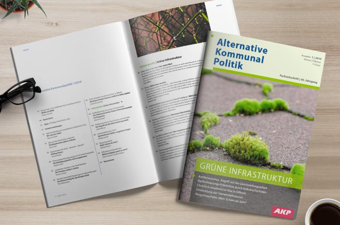 AKP 1/2019: Grüne Infrastruktur
