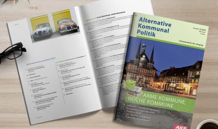 AKP 3/2019: Arme Kommune, reiche Kommune
