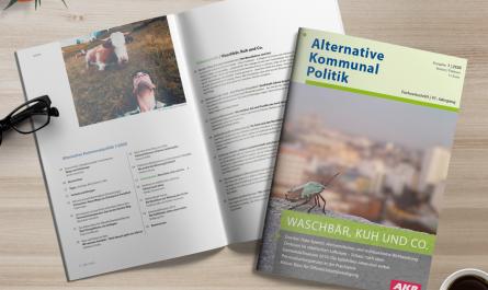 AKP 1/2020: Waschbär, Kuh und Co.
