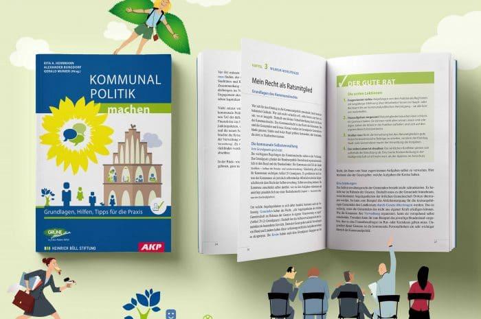 Rita A. Herrmann, Alexander Burgdorf, Gerald Munier (Hrsg.):Kommunal Politik machenGrundlagen, Hilfen, Tipps für die Praxis