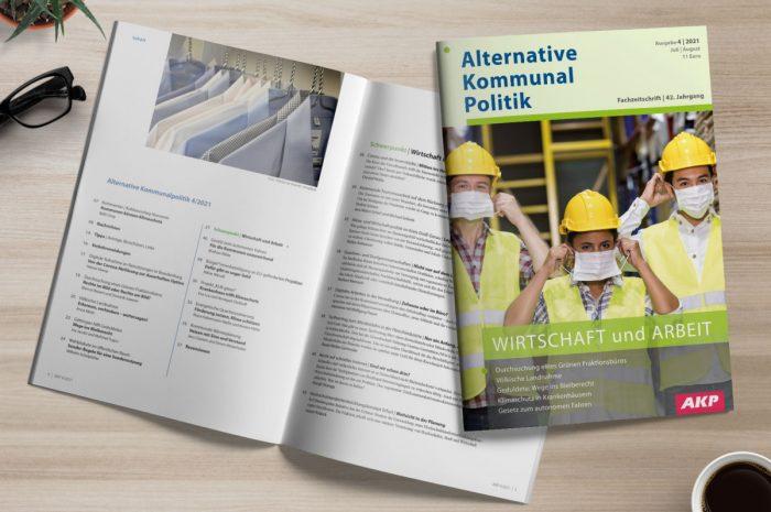 AKP 4/2021: Wirtschaft und Arbeit